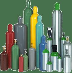 Industrial Gas Supplier