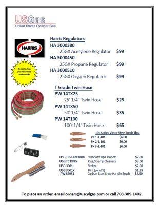 regulator hoses tips